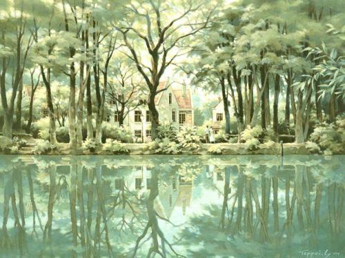 永遠に Lac d'Amour