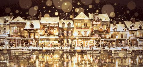 サン・ルーに降る雪 Winter Wonderland